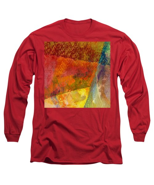 Abstract No. 2 Long Sleeve T-Shirt