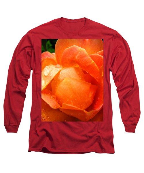 Long Sleeve T-Shirt featuring the photograph After The Rain by Brooks Garten Hauschild