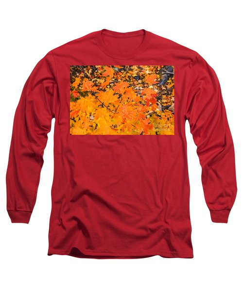 Long Sleeve T-Shirt featuring the photograph After The Rain by Sue Smith
