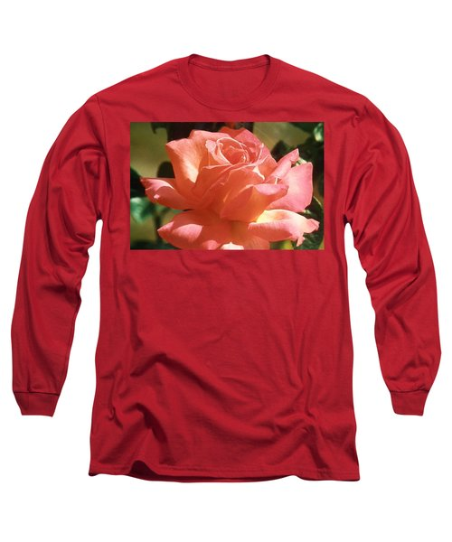 Long Sleeve T-Shirt featuring the photograph Afternoon Delight by Belinda Lee
