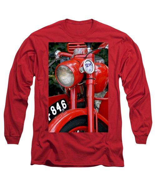 All Original English Motorcycle Long Sleeve T-Shirt