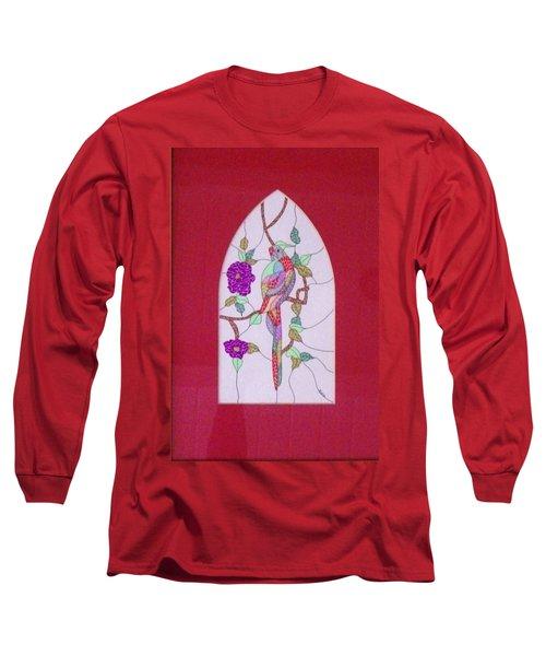 Amazon I Long Sleeve T-Shirt by Kruti Shah