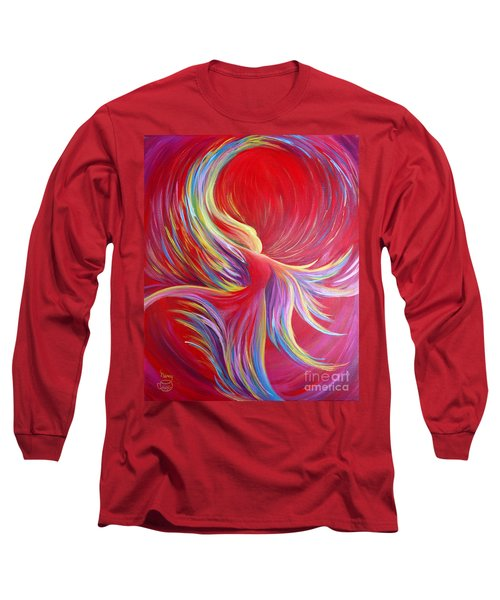 Angel Dance Long Sleeve T-Shirt
