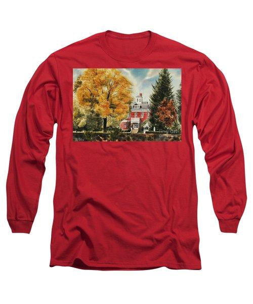 Antebellum Autumn Ironton Missouri Long Sleeve T-Shirt