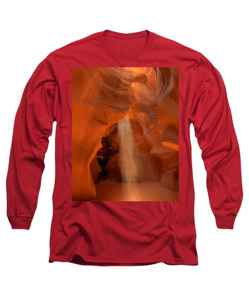 Antelope Canyon Spirit Dance-11 Long Sleeve T-Shirt