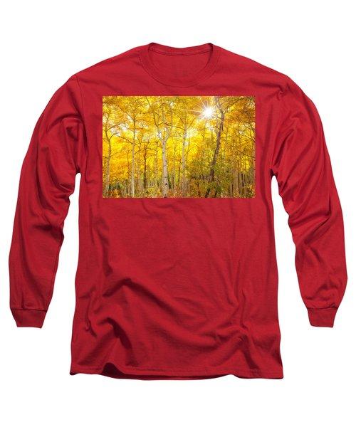 Aspen Morning Long Sleeve T-Shirt