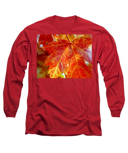 Autumn Blaze Long Sleeve T-Shirt