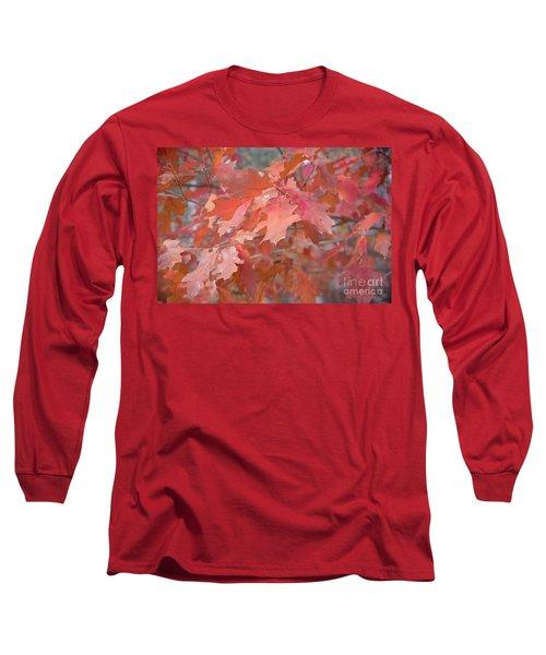 Autumn Paintbrush Long Sleeve T-Shirt