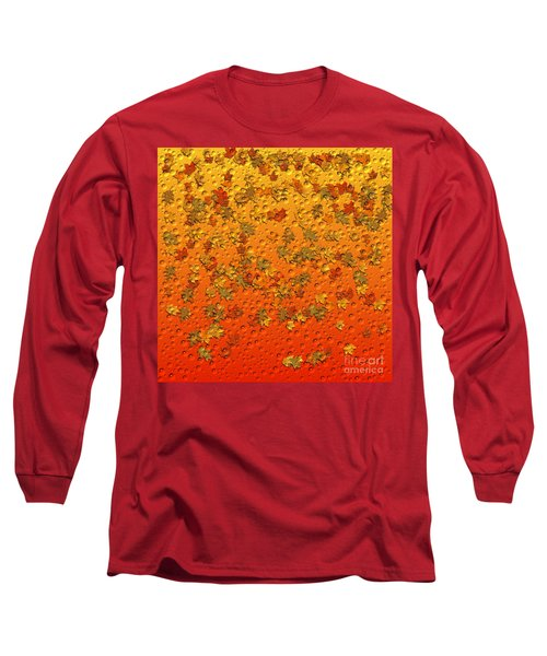 Autumn Rain Long Sleeve T-Shirt