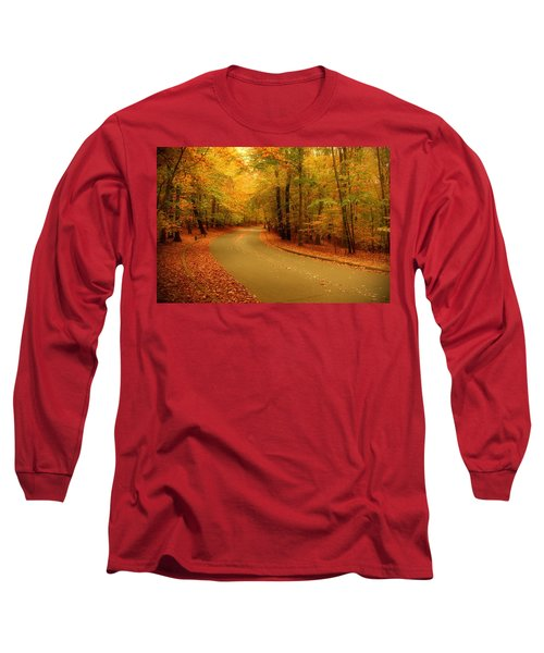 Autumn Serenity - Holmdel Park  Long Sleeve T-Shirt