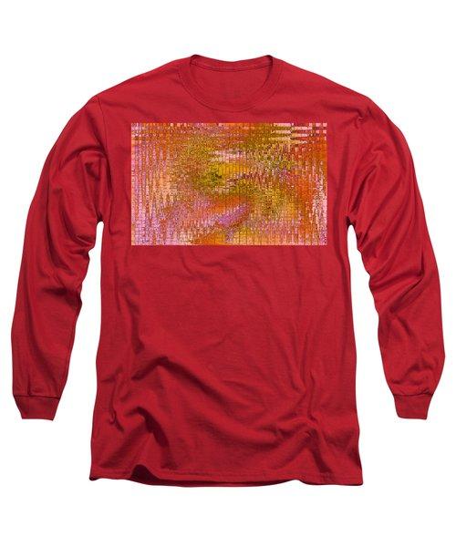 Long Sleeve T-Shirt featuring the digital art Autumn by Stephanie Grant