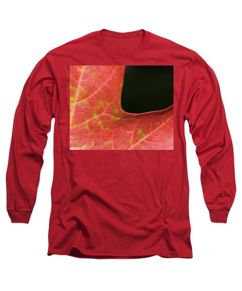 Autumn  Long Sleeve T-Shirt by Tara Lynn