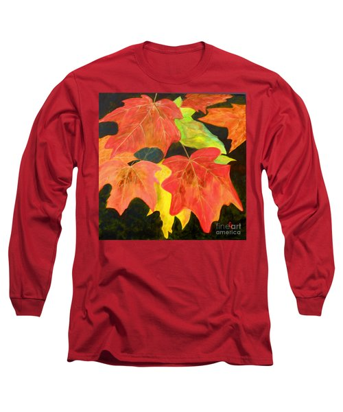 Autumn's Glow  Long Sleeve T-Shirt