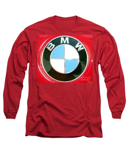 Long Sleeve T-Shirt featuring the photograph Elite Transportation by Susan Carella