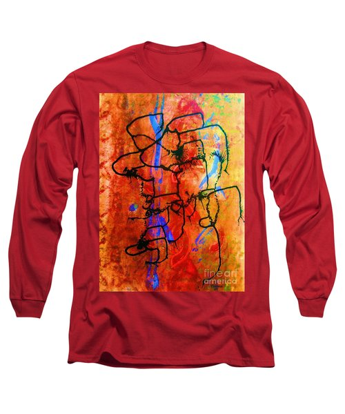 Baja Primative Long Sleeve T-Shirt by Roberto Prusso