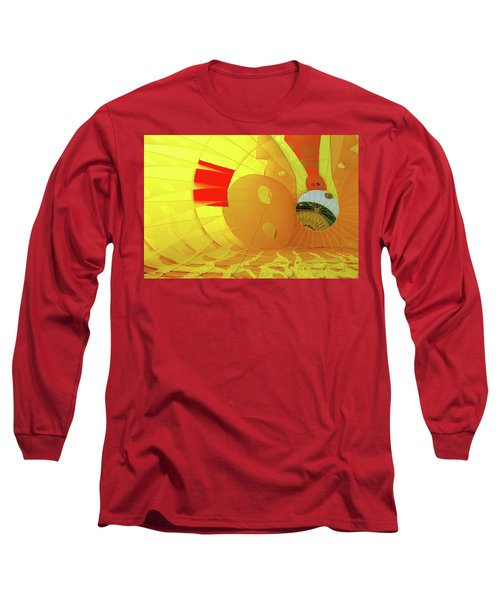 Long Sleeve T-Shirt featuring the photograph Balloon Fantasy 6 by Allen Beatty