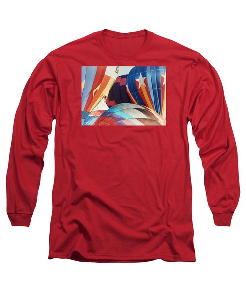 Miami Balloon Fesitval Long Sleeve T-Shirt