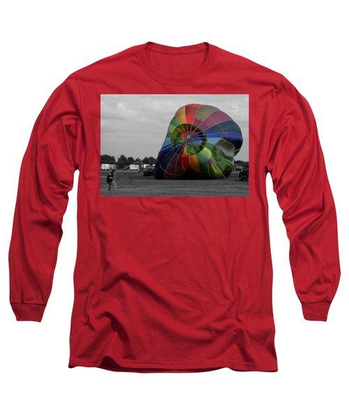 Balloon Fun Long Sleeve T-Shirt