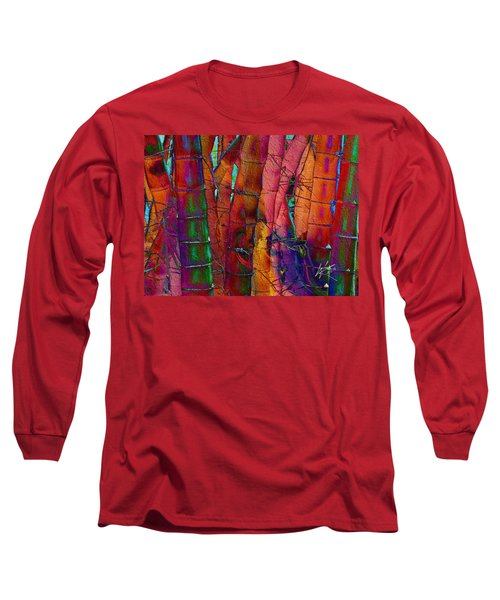 Bamboo Delight Long Sleeve T-Shirt