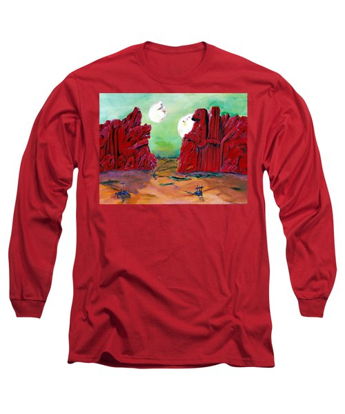 Barsoom Long Sleeve T-Shirt
