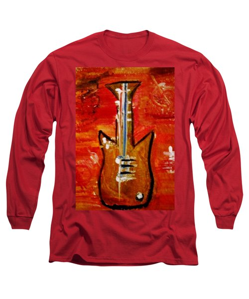Bass Guitar 1 Long Sleeve T-Shirt