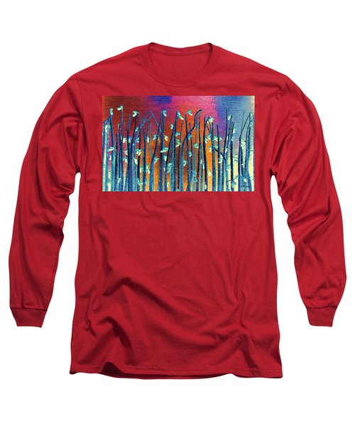 Beautiful Weeds On Venus Long Sleeve T-Shirt