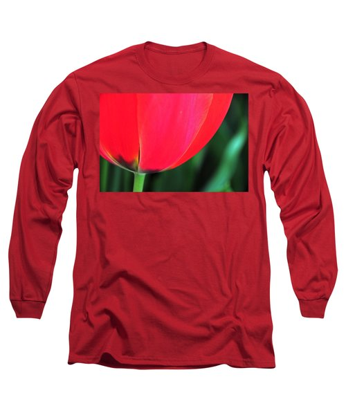 Long Sleeve T-Shirt featuring the photograph Beneath by Mike Martin