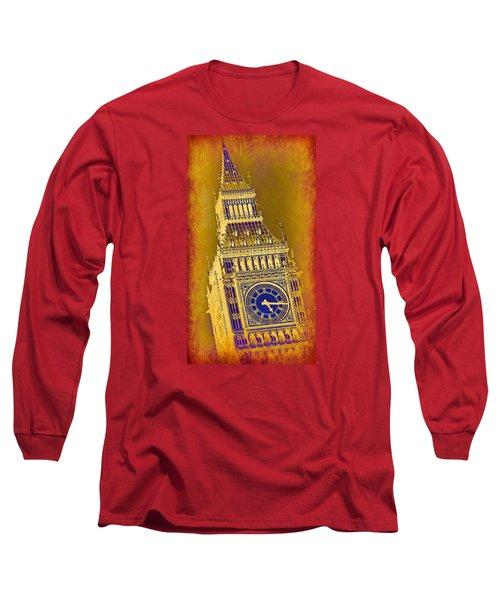 Big Ben 3 Long Sleeve T-Shirt by Stephen Stookey