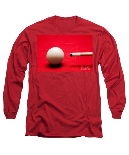 Billards Pool Game Long Sleeve T-Shirt