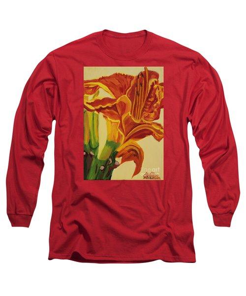 Blazing Glory Long Sleeve T-Shirt