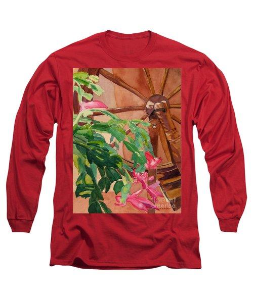Bloomin' Cactus Long Sleeve T-Shirt