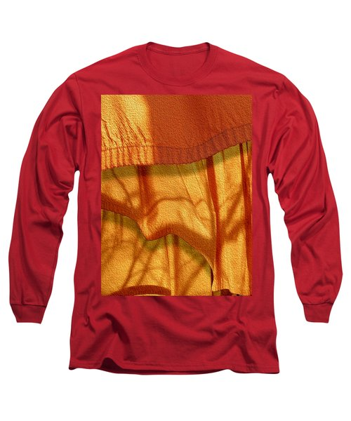 Blowing In The Wind Long Sleeve T-Shirt by Paul Wear