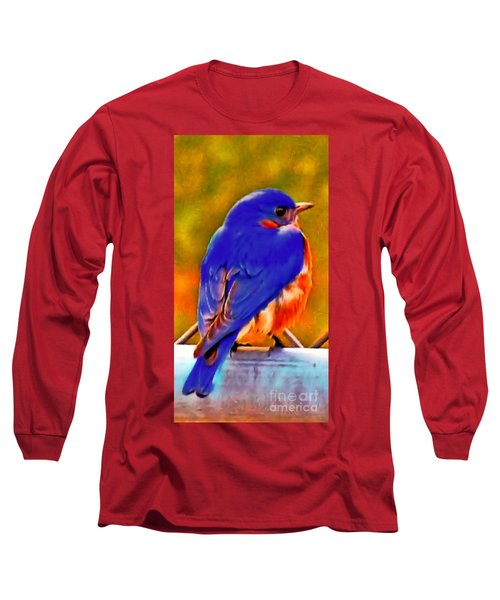Blue Beauty 2013 Long Sleeve T-Shirt