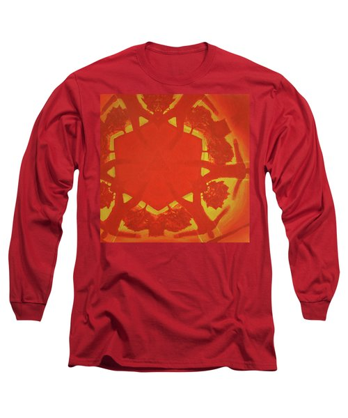 Boards Of Canada Geogaddi Album Cover Long Sleeve T-Shirt