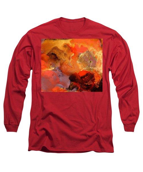 Boiling Lava Long Sleeve T-Shirt
