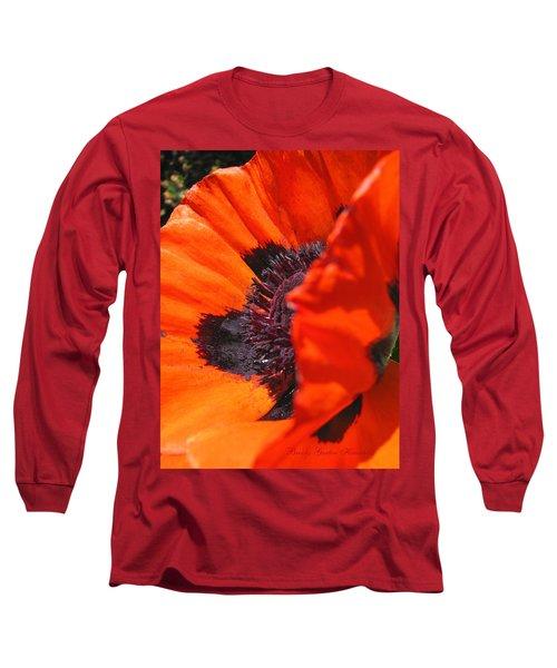 Long Sleeve T-Shirt featuring the photograph Both Sides Now by Brooks Garten Hauschild