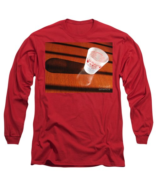 Long Sleeve T-Shirt featuring the photograph Bowling History by Michael Krek