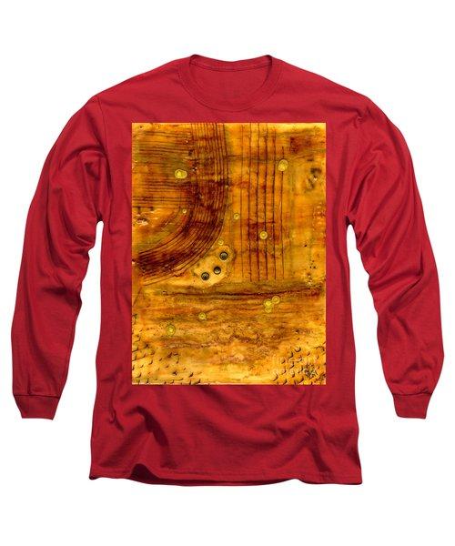 Brass Tokens Long Sleeve T-Shirt