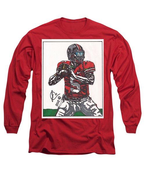 Braxton Miller 1 Long Sleeve T-Shirt
