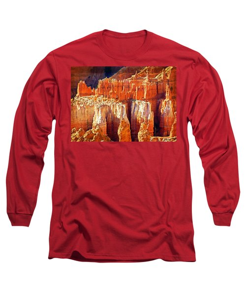 Long Sleeve T-Shirt featuring the photograph Brilliant Bryce by Marty Koch