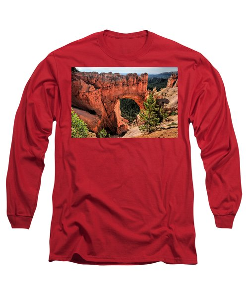 Bryce Canyon Arches Long Sleeve T-Shirt