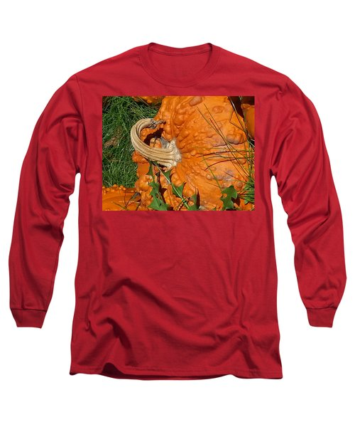 Long Sleeve T-Shirt featuring the photograph Bumpy And Beautiful by Caryl J Bohn