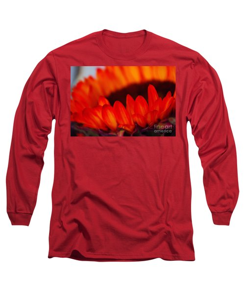 Long Sleeve T-Shirt featuring the photograph Burning Ring Of Fire 2 by John S