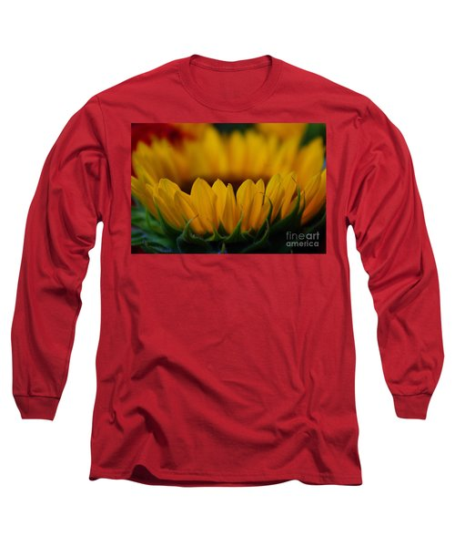 Long Sleeve T-Shirt featuring the photograph Burning Ring Of Fire by John S