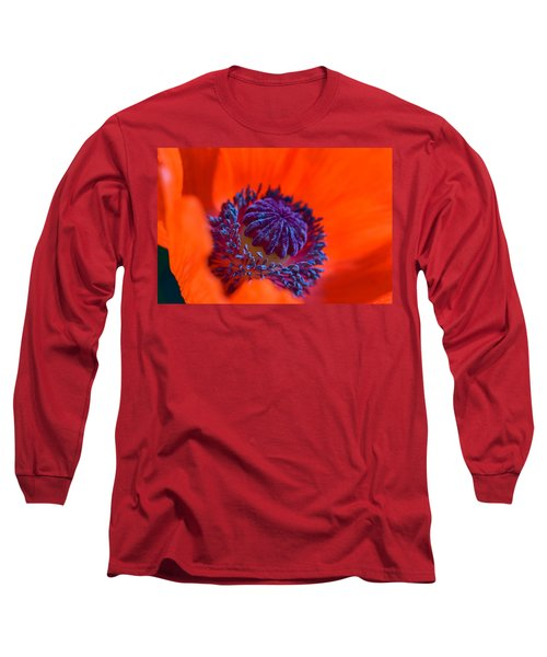 Bursting With Colour Long Sleeve T-Shirt
