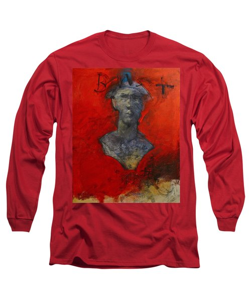 Bust Ted - With Sawdust And Tinsel  Long Sleeve T-Shirt