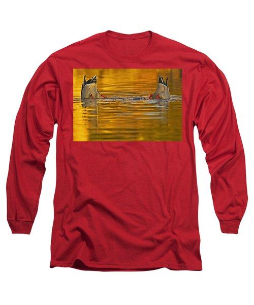 Butts Long Sleeve T-Shirt