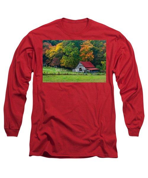 Candy Mountain Long Sleeve T-Shirt
