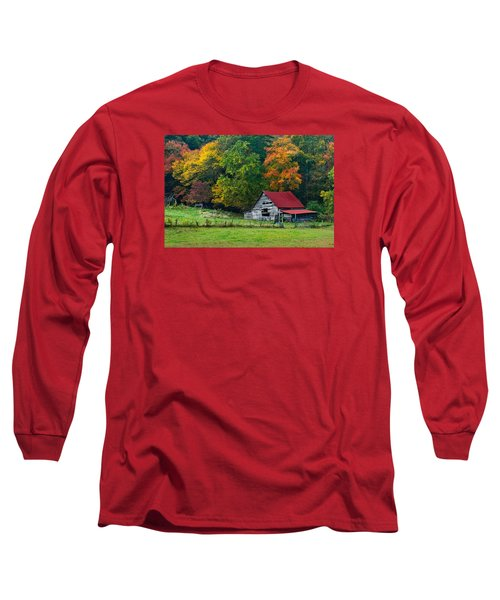 Candy Mountain Long Sleeve T-Shirt