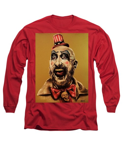 Captain Spalding Long Sleeve T-Shirt